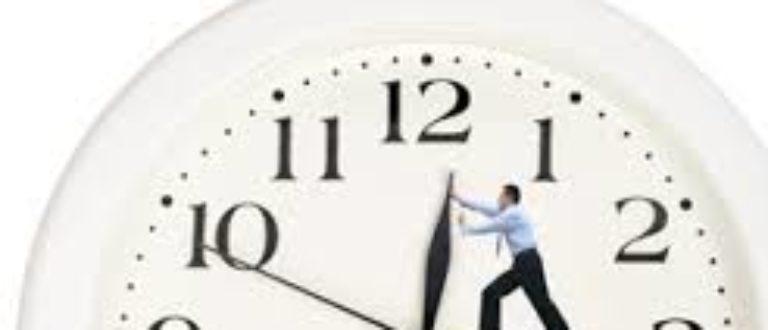 Article : L'Africain respecte son heure