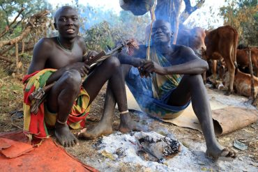 Dietmar Temps Ethiopian Tribes, Suri